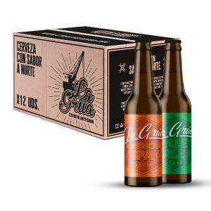 Starter Pack Ale (12 uds)