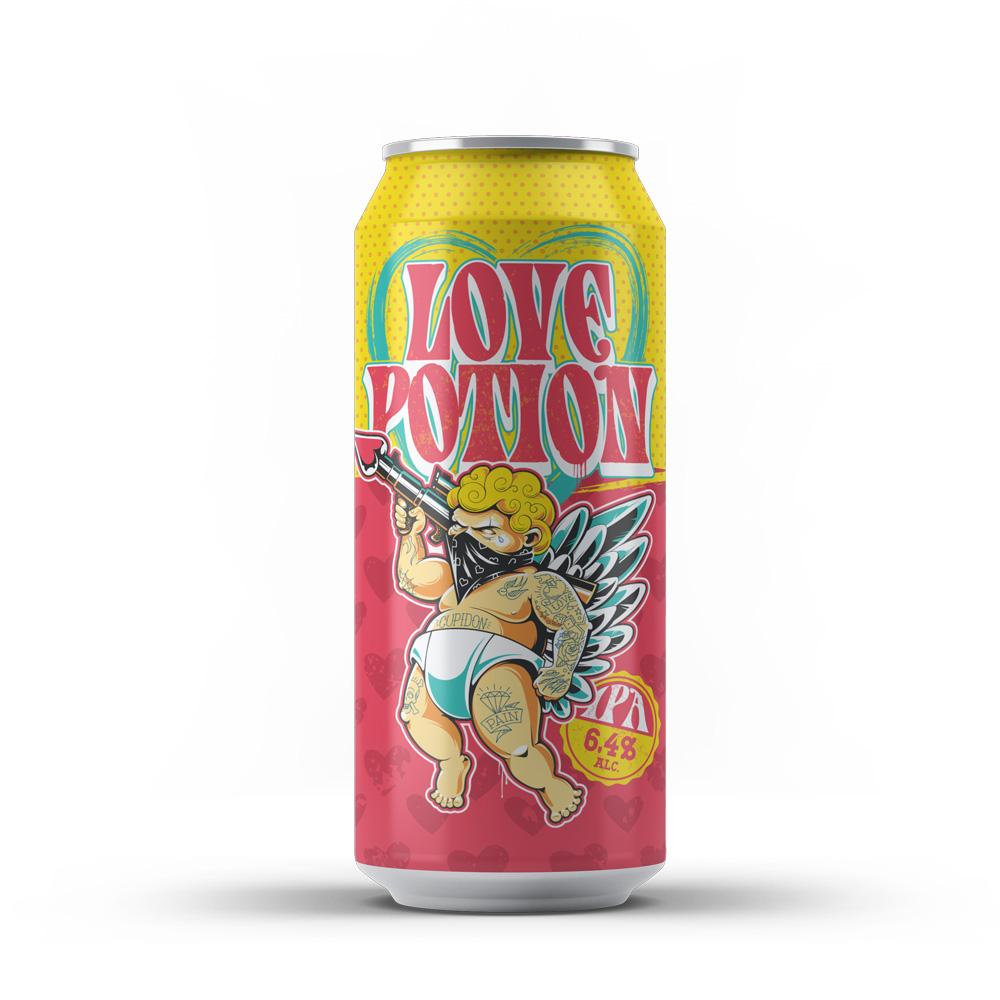 Cerveza artesana Love Potion
